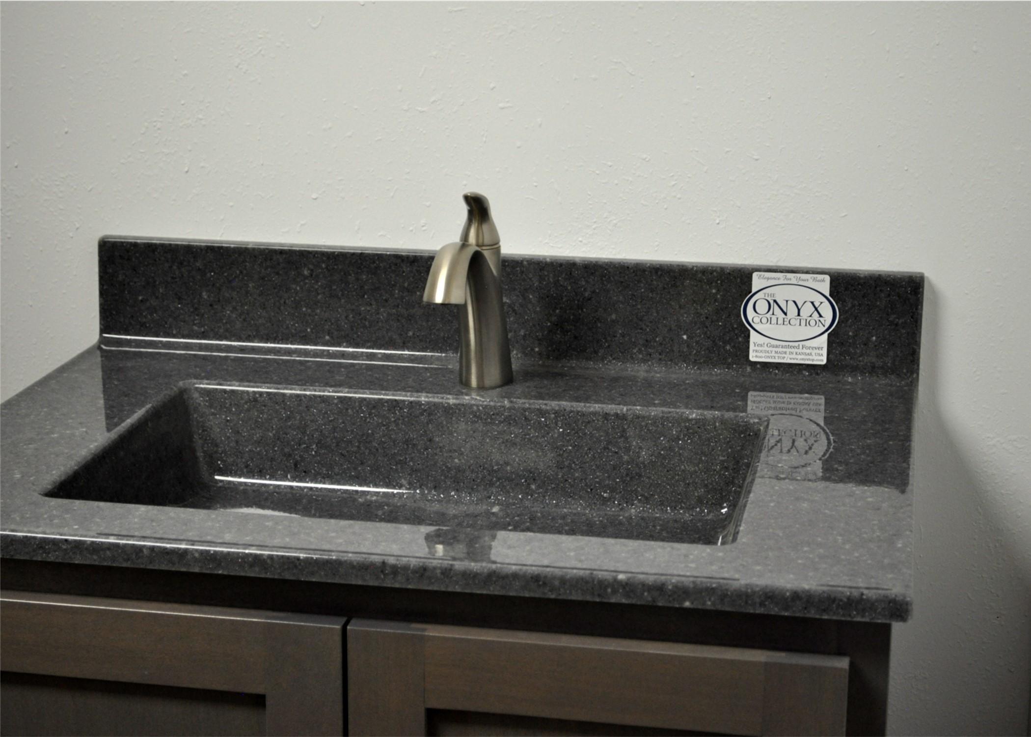 1 Onyx Sink